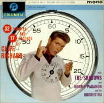 1962 - 32 Minutes and 17 Seconds with Cliff Richard, Cliff Richard
